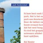 Amsterdam Oost: mijn stad