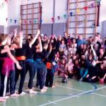 Dans de wereld rond