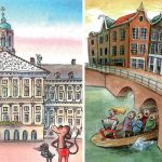 Aap & mol in het paleis / Verdwaald in Amsterdam