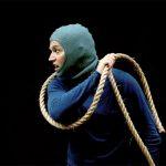 Topacteur met één touw
