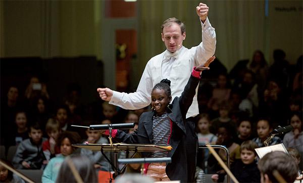 Welkom bij het orkest